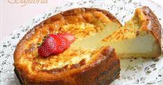 A legfinomabb. Amiben nekem a McCafe sajttortája az etalon és ez épp olyan :) Az tészta ill. az alapinspiráció innen származik, de átalak... Creative Cakes, Hamburger, Cake Recipes, Sweet Tooth, French Toast, Food And Drink, Pie, Vegetarian, Sweets