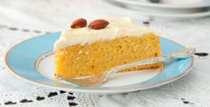 Dairy free variation of the classic Orange and Almond Cake, by Jordan Rondel