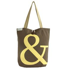 Trendy lifestyle with kolpa tote #handbag. #ampersand all the way, #trendy, #unique