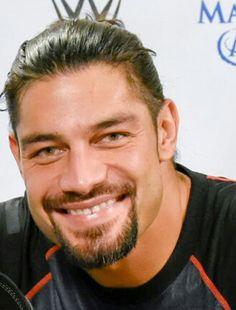 He has a beautiful smile.