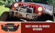 Picking the best 10000 lb winch is never easy. A winching operation goes smoother if you have the right pulling capacity to handle the vehicle's gross weight Power Winch, Winch Accessories, Planetary Gear, Electric Winch, Winch Bumpers, Scheduled Maintenance, Safety Tips, Remote, Pilot