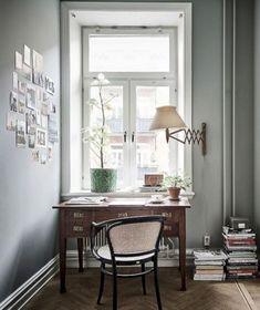 Arbeitsbereich – Creative Home Office Design Home Office Space, Home Office Design, Home Office Decor, House Design, Home Decor, Workspace Inspiration, Interior Inspiration, Workspace Design, Home And Deco