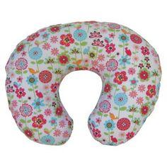 Boppy Slipcovered Pillow Backyard Bloom