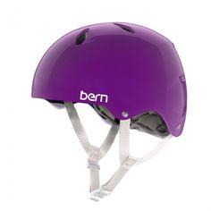 Bern Diabla Translucent Purple | Cyclechic