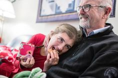 Ivar har en voksen datter med autisme og utviklingshemning.