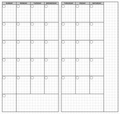 128 best monthly calendar printables images on pinterest day