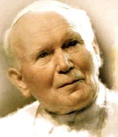 PAPA JUAN PABLO II Juan Pablo Ll, Papa Francisco, John Paul, Pope Francis, Mother Mary, Saints, Blessed, Life, San Juan