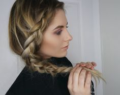 THE CHUNKY BRAID