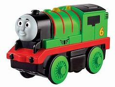 Percy Battery Operated Engine