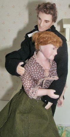 Doll by Taru Astikainen, styling by Anne, Malakoffit - Fiona ja Axel Ahl Dolls, Vintage, Style, Fashion, Baby Dolls, Swag, Moda, Fashion Styles, Puppet
