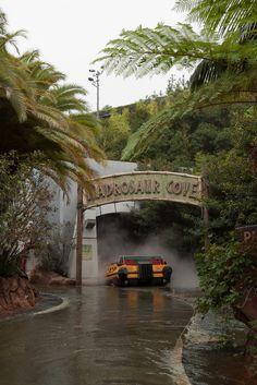 Jurassic Park, Universal Studios Hollywood