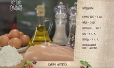 Рецепт куриных наггетсов | Все буде смачно