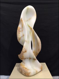 "Steve Turnbull ""Luminous"" abstract sculpture - Lahaina Galleries - visit www.lahainagalleries.com"