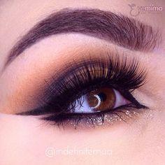 Image result for winter eye makeup