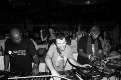 Osunlade, Kiko Navarro  Dj Spen - Exclusive Music Events at Pacha Mallorca 13JULY2013