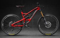 YT Industries replaces Bos with Fox for 2016 - MBR