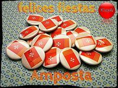 Felices fiestas de Amposta! #chapo #chapaspersonalizadas #fiestas #amposta