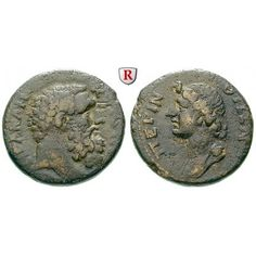 Römische Provinzialprägungen, Thrakien, Perinthos, Autonome Prägungen, Bronze 2.Jh. n.Chr., ss: Thrakien, Perinthos. Bronze 23 mm… #coins