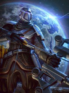 Orbital Strike Rama by Andantonius.deviantart.com on @DeviantArt