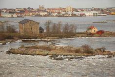 Karlskrona #Sverige Hem, World Heritage Sites, Sweden, Villa, Island, Karlskrona, Islands, Fork, Villas