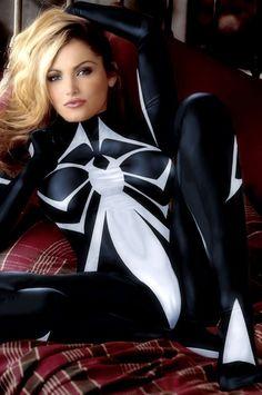 Spiderwoman 13 by ChillyPlasma.deviantart.com on @deviantART
