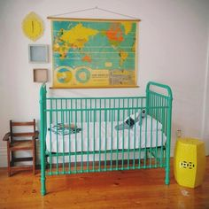 Baby Boy N: Nursery Inspiration and Purchases (Flea Market Finds!)