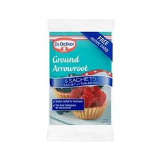 Dr Oetker Ground Arrowroot Sachet 6 x 8g  Pack of 6 >>> Check this awesome product by going to the link at the image.