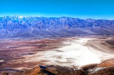 Dante's View at Death Valley by Everybody Loves Yufan, via Flickr