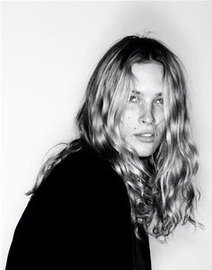 Erin Wasson hair