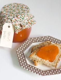 apricot jam / butter // via armellejewelry.blogspot.com