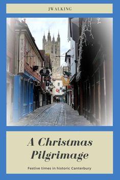 A Christmas Pilgrimage – JWalking