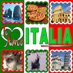 Ti Amo Italia.