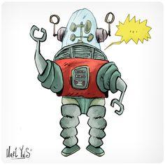 robot ~