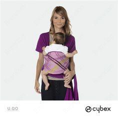Cybex nosítko-šatka U.GO Violet Spring 2013 Baby Shop, Spring, Baby Store