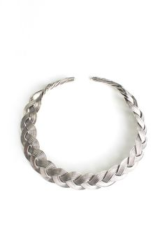 Braided Collar Necklace $16