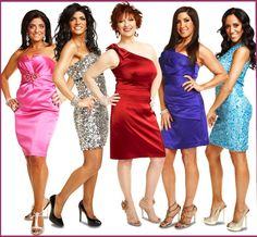 Real Housewives of New Jersey Season 4