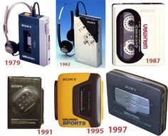 boom History 101: The Walkman - Remember the time when you didn't have the entire world in your pocket? A time when the Sony Walkman reigned king! Click the pic and take a trip down memory lane!