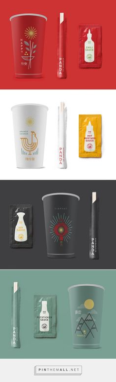 Panda Express | Studio MPLS | Packaging and Branding Design
