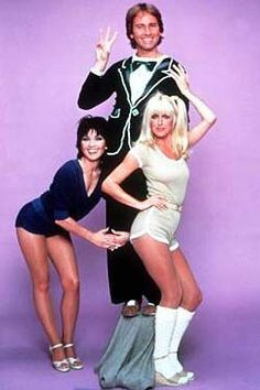 chrissy for halloween, this costume would be so cute, american apparel! chrissy for halloween, this costume would be so cute, american apparel! American Apparel, John Ritter, 80 Tv Shows, Three's Company, Company Party, Suzanne Somers, All In The Family, Marilyn Monroe Photos, Comedy Tv