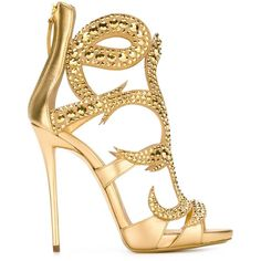Giuseppe Zanotti Design glitter sandals ($2,120) ❤ liked on Polyvore featuring shoes, sandals, multicolour, leather sandals, stilettos shoes, colorful sandals, open toe leather sandals and colorful shoes
