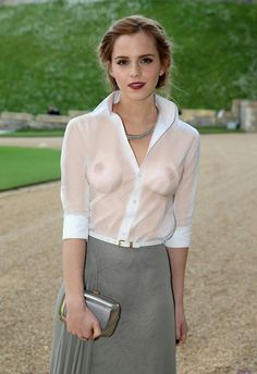 Emma sheer look