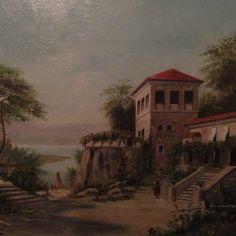 Ottoman landscape