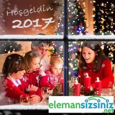 Yeni yıl size gönlünüzden geçen her güzelliği getirsin😊 Ailelerimiz ve sevdiklerimizle afiyet dolu bir yıl olsun! Hoş geldin 2017!