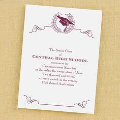 51 best graduation invitations graduation announcements images