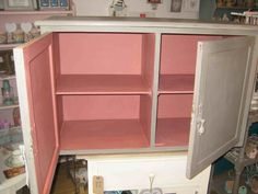 Annie Sloan - french linen & scandinavian pink