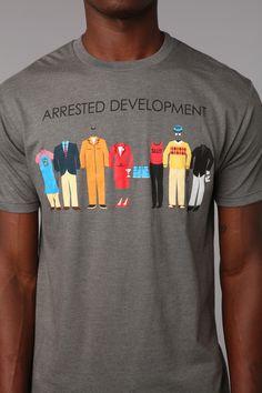 100 Guy Gift Ideas: Arrested Developement t-shirt
