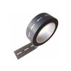 Masking Tape snelweg - http://credu.nl/product-categorie/masking-tape-labels/