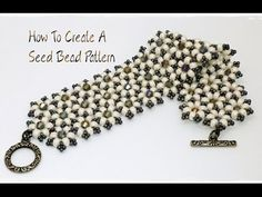 On the Rocks Trio Bracelet - #Seed #Bead #Tutorials