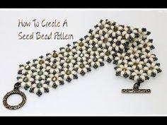 On the Rocks Trio Bracelet - #Seed #Bead #Tutorials