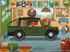 My Little Work Garage kids apps (9)